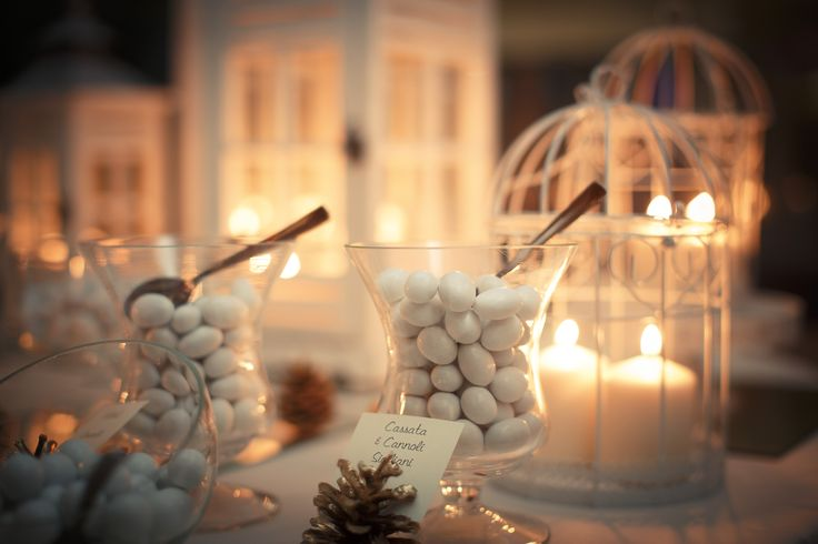 Pretty confettata for Duke and Mark's wedding in a castle in Rome! www.weddingsinrome.com