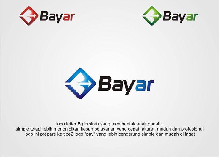 Desain Logo Bayar Desain Logo Portofolio Peringatan