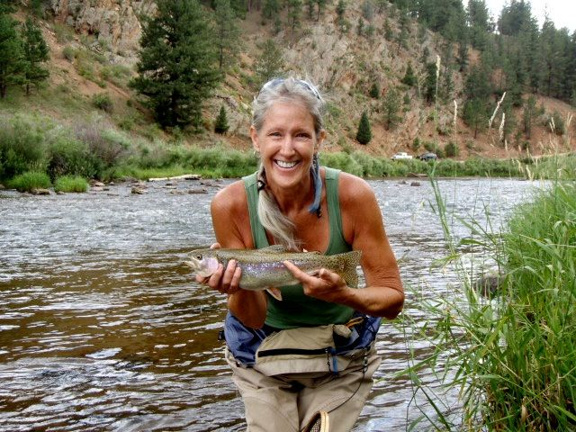 The south platte river below cheesman reservoir offers for South platte river fishing