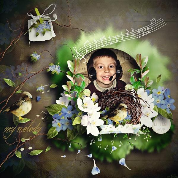My Melody by Marta Designs