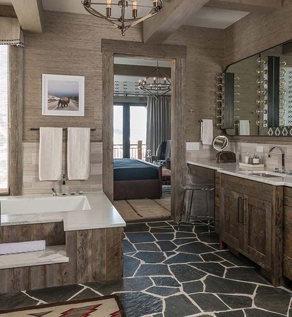 Beautiful Bathrooms Nyc: 1000+ Ideas About Rustic Modern Bathrooms On Pinterest