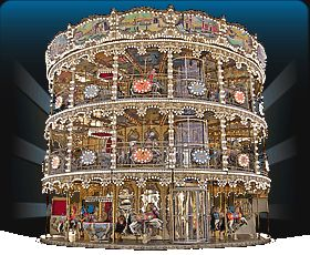 Felimana Luna Park - Merry-go-round rides and carousel ...