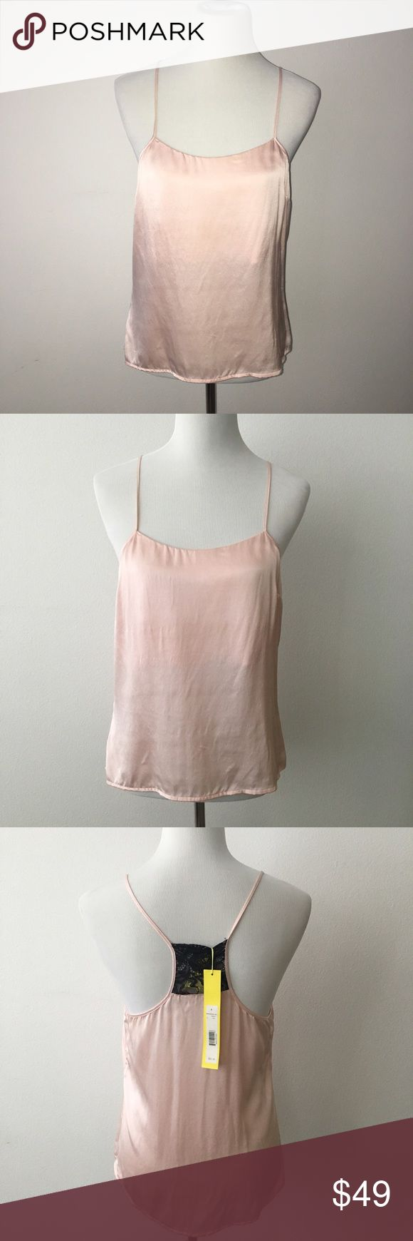 💞 Catherine Malandrino Blush Pink Silk Top 💞 Timeless and elegant. Never worn. This pink is so classic that it is like a neutral for your wardrobe, and this is a staple for a variety of outfits. Catherine Malandrino Tops