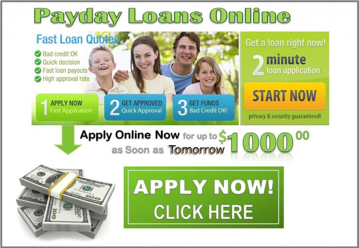Payday Loans are short-term Loan that approves in 4-5 Hours; Go A head & Apply for 2 Min's FORM for CASH NOW..! http://www.loaneasy.us/about-how-to-make-money-online