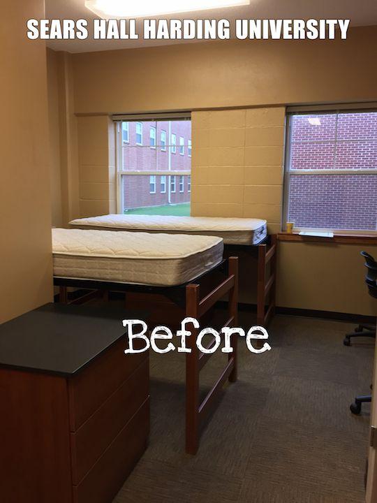 Before Pic Before The Crazy Ensued Dream Dorm Dorm