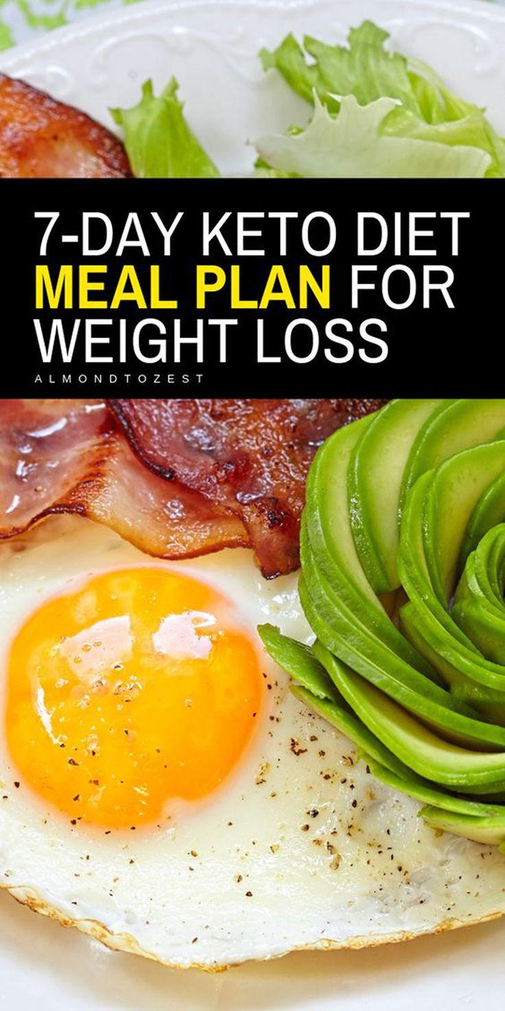 1 Week Keto Diet Plan