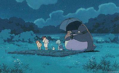 My Neighbor Totoro (1988) o/