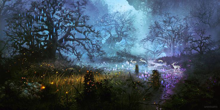 Enchanted by FerdinandLadera on DeviantArt