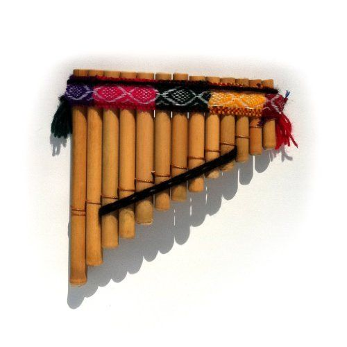 antara panpipes handmade by sanyork fair trade brand new pan flute in package. Black Bedroom Furniture Sets. Home Design Ideas