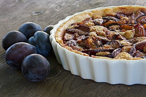 More like this: plums , tarts and recipes .