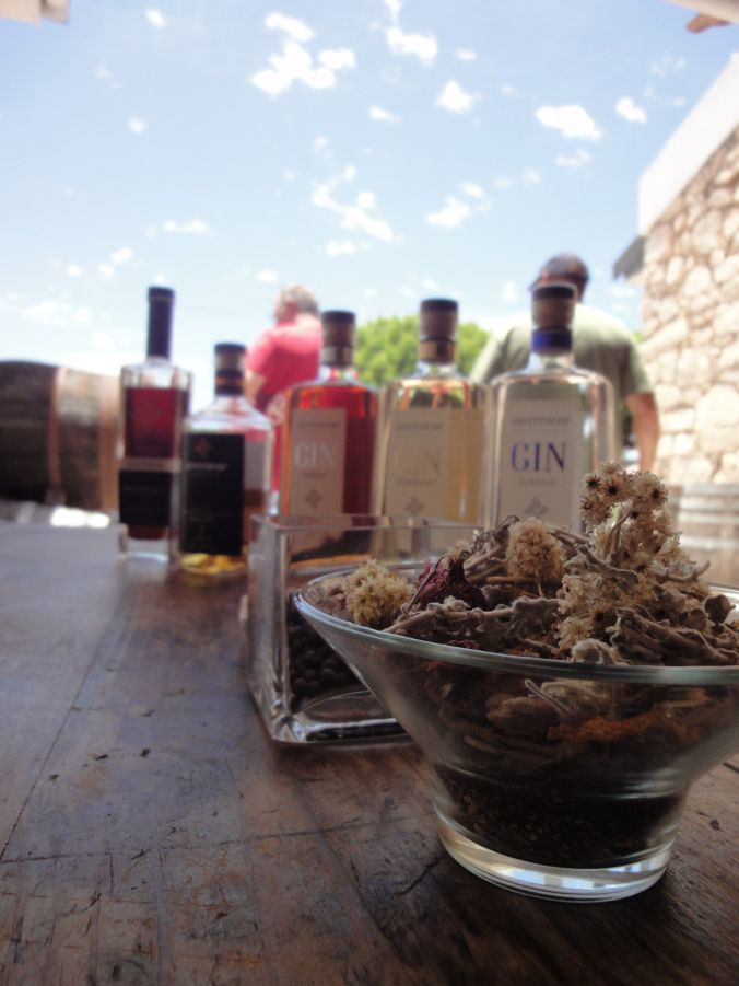Inverroche Distillery - Fynbos infused gin's produced in Stilbaai, South Africa