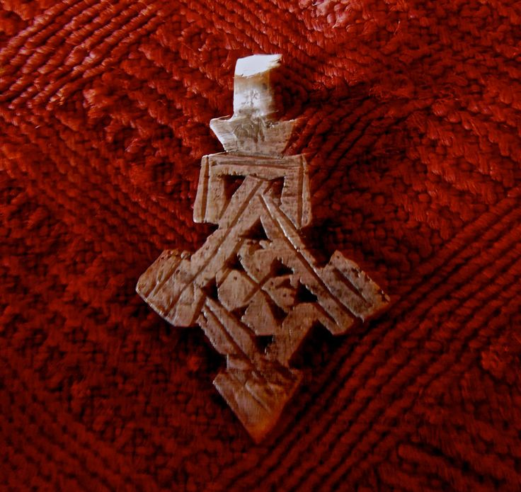 Ethiopian Coptic Cross Pendant Nickel Silver African n13 by EthosEthnicArt on Etsy