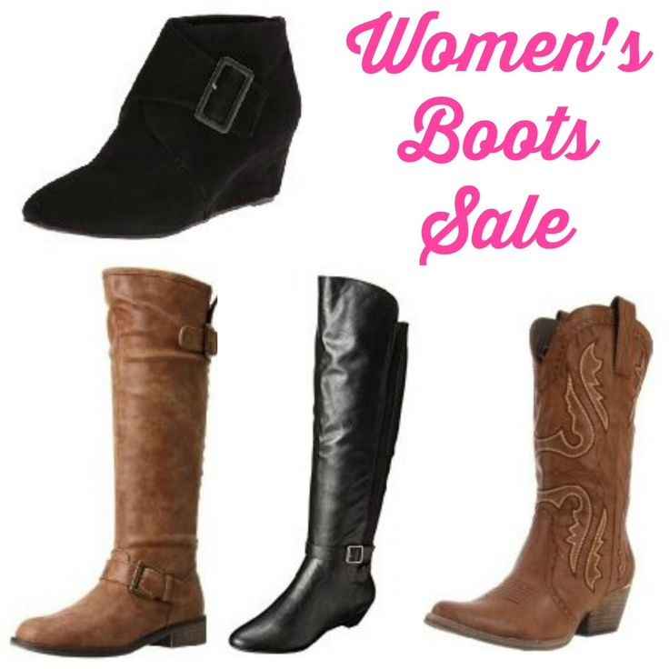 25  best ideas about Womens boots sale on Pinterest | Boots sale ...