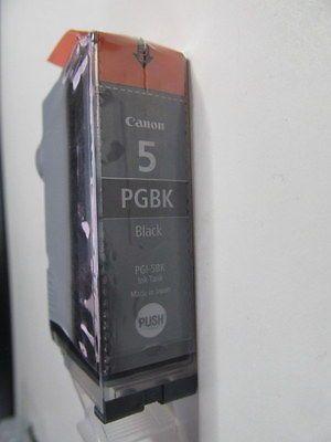 NEW OEM Canon Printer PGI-5BK Black Ink Tank Cartridge for PIXMA MP iP - http://electronics.goshoppins.com/printers-scanner-supplies/new-oem-canon-printer-pgi-5bk-black-ink-tank-cartridge-for-pixma-mp-ip/