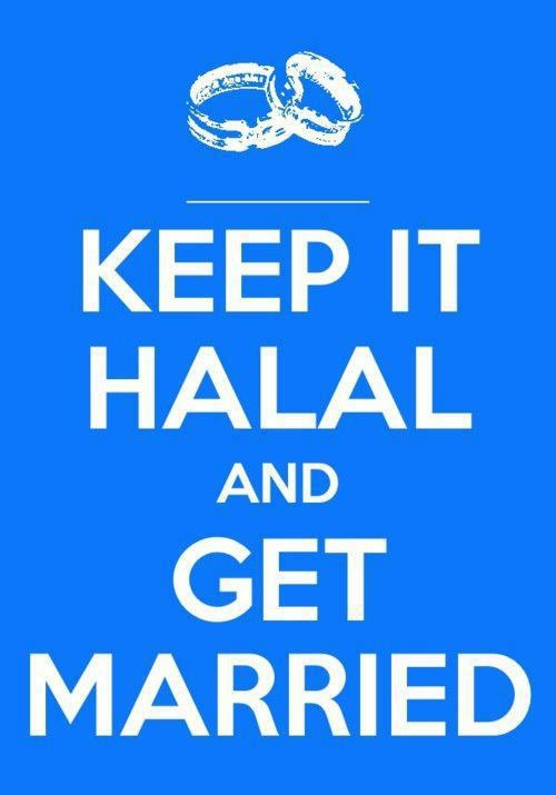 Keep it halal and get married. So there may be blessings from Allah in your relationship, inchaAllah.