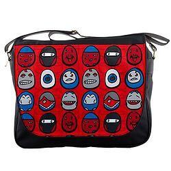 Messenger Bag/Egg Monsters