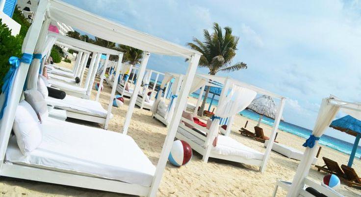 Hotel The Pyramid at Grand Oasis Cancún- Todo incluido