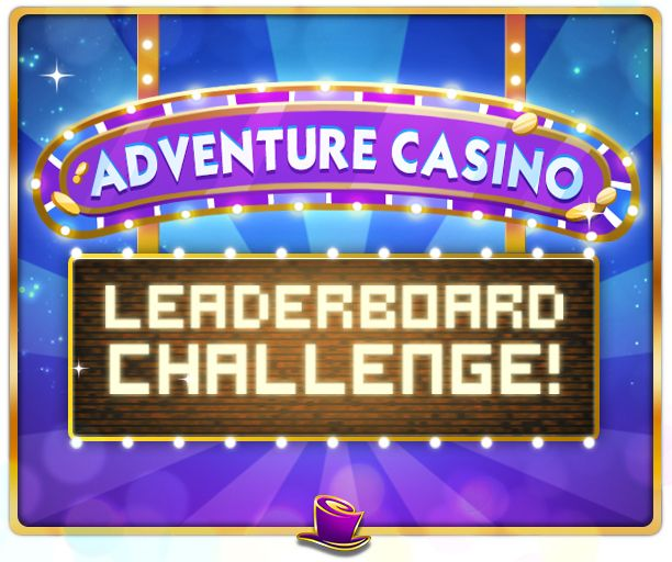 Adventure Casino Leaderboard Challenge has begun! ✨ Place in the weekly Top 10 to be awarded awesome prize packs including Kash Rewards, Remo Coins and Lottery Tickets! Don't miss out - https://apps.facebook.com/kashkarnival