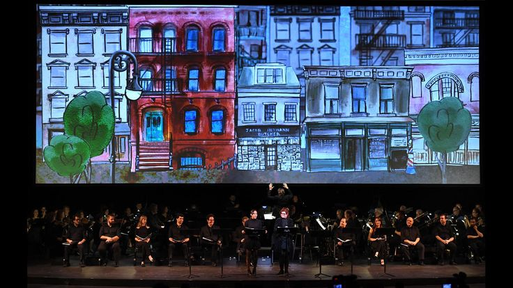 Wonderful Town (LA Opera) - Faith Prince, Nikki M James, Marc Kidisch, Roger Bart, Jared Gertner, Ben Crawford ★★★✩