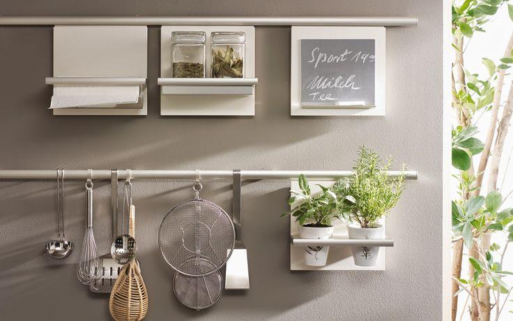 Accesorios de cocina para la pared - Cocinas con estilo