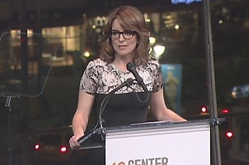 Tina Fey deserves another Pin, after she Blasts 'Gray-Faced' Men Defining Rape (Video) - Speakeasy - WSJ