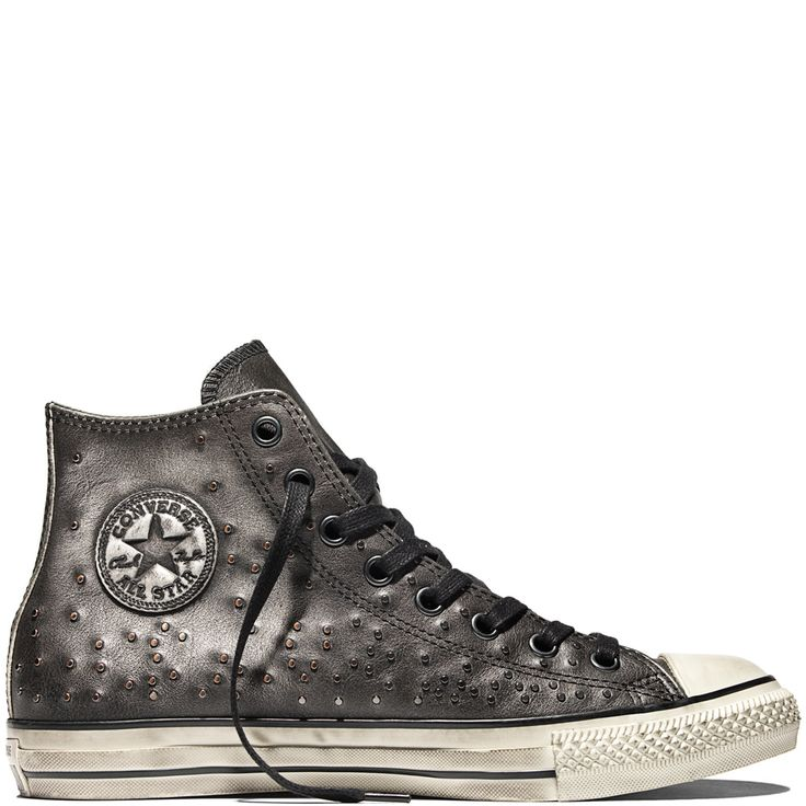 Converse by John Varvatos Chuck Taylor All Star silver