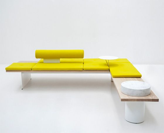 1000 images about 2001 a chair odyssey on pinterest futuristic furniture lounge chairs and karim rashid bedroomdelightful galerie bachmann modular system sofa george