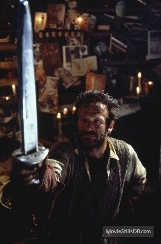 The Fisher King - Publicity still of Robin Williams