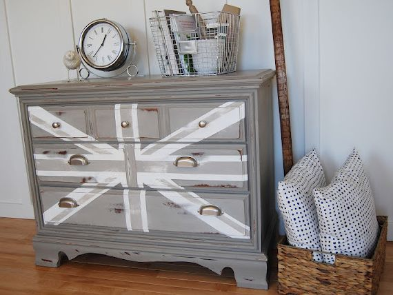97 best images about Union Jack Furniture on Pinterest  Miss