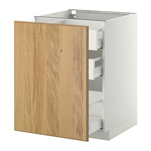 Die besten 25+ Ikea metod unterschrank Ideen auf Pinterest Ikea - unterschrank küche 60 cm