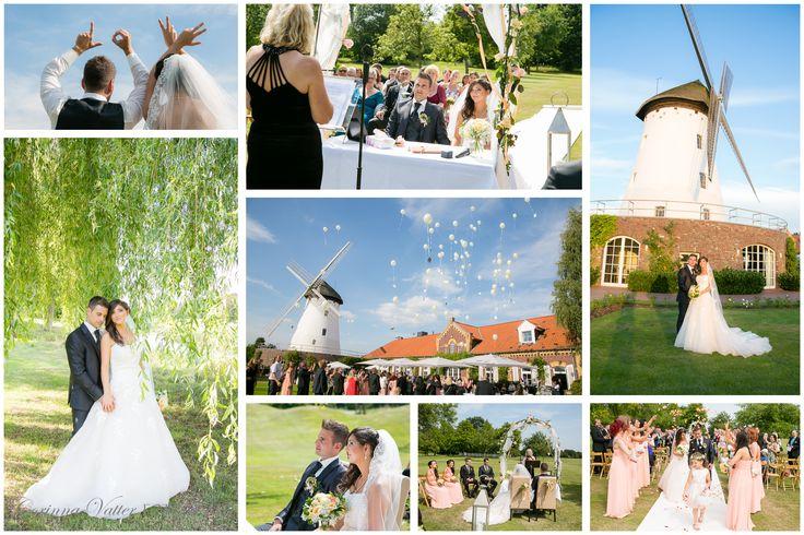 Freie Trauung an der Elfrather Mühle in Krefeld | Hochzeitsfotograf Corinna Vatter Duisburg