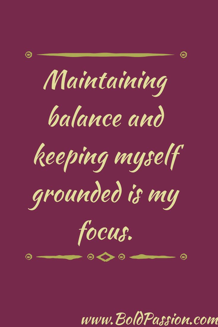 Balance Some Quotes Life Finding Yourself