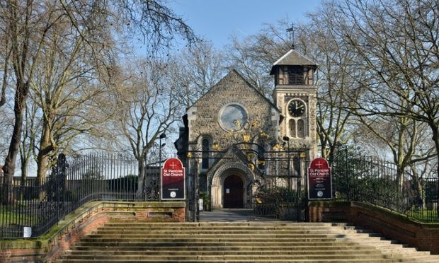 Old St Pancras Church, Camden, London