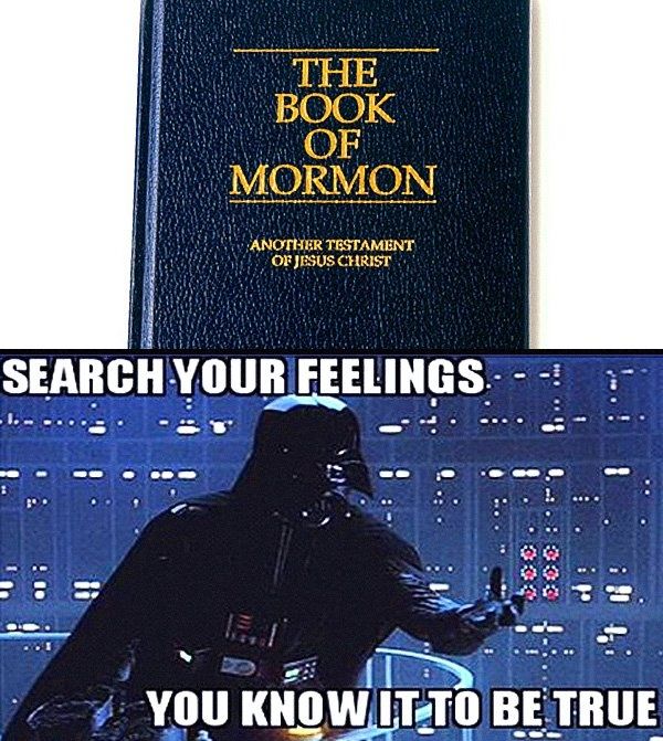 Darth MIssionary-irreverent, but oh so funny!
