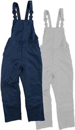 Cheap Bib and Brace Overalls - BC544 - Size: 32quot - Color: white deals week