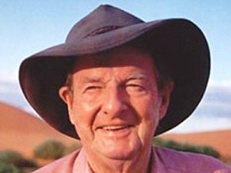 1999 Slim Dusty AO MBE Senior Australian of the Year. Country music singer
