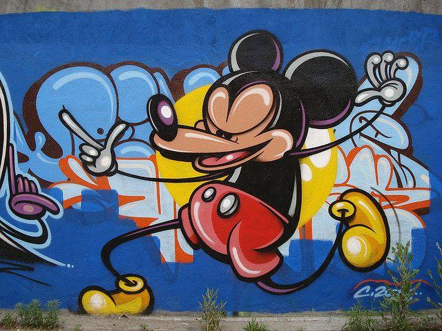 Rime MSK AWR SeventhLetter LosAngeles Graffiti Art