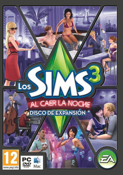 Los Sims 3 Al caer la noche