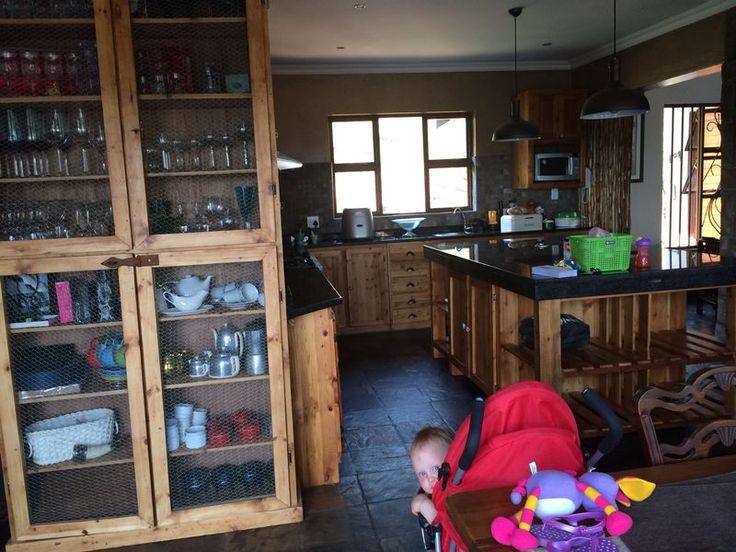 #NorthcliffAntiques #ClientGallery A custom built kitchen from reclaimed wood. #Johannesburg #Kitchen #Furniture #Custom #Freestanding #BuiltIn #Reclaimed #Wood