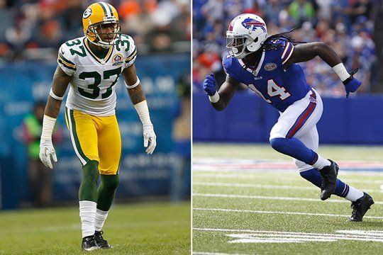 Early Bird Breakdown Week 14: Green Bay Packers @ Buffalo Bills - http://packerstalk.com/2014/12/14/early-bird-breakdown-week-14-green-bay-packers-buffalo-bills/ http://packerstalk.com/wp-content/uploads/2014/12/shields_watkins.jpg