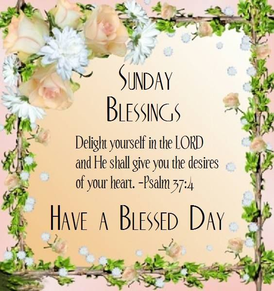 318 Best Images About SUNDAY BLESSINGS♡ On Pinterest