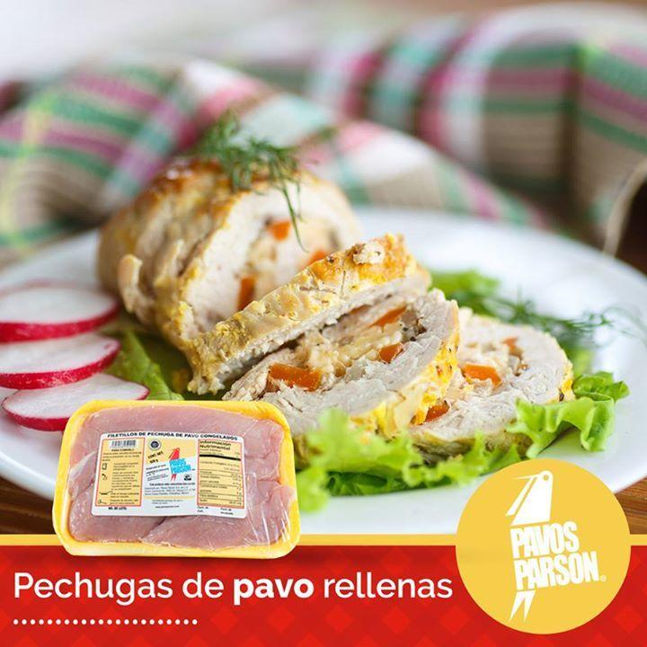 No esperes a la cena de #Navidad para disfrutar y aprovechar de todos los beneficios de Pavos Parson. #CuídateConsintiéndote  #Pavo #pechugas #receta #saludable