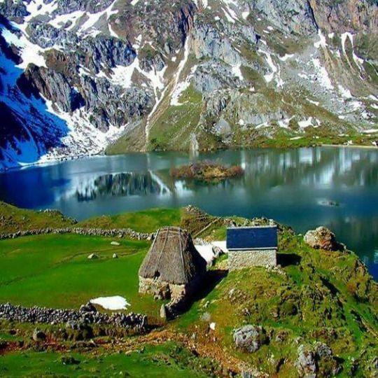 Lagos de Saliencia Asturias Spain