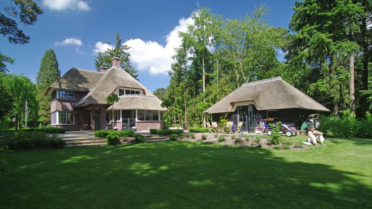 Villa's en landhuizen   Architectenbureau Atelier 3