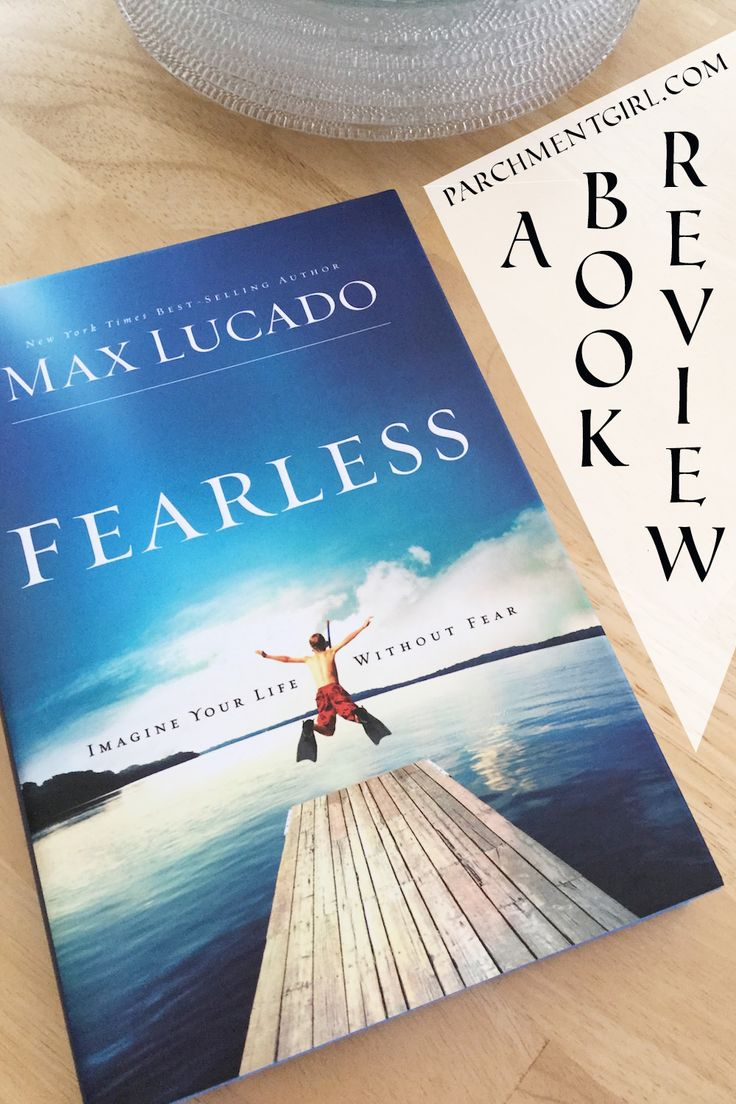 Max lucado fearless bible study