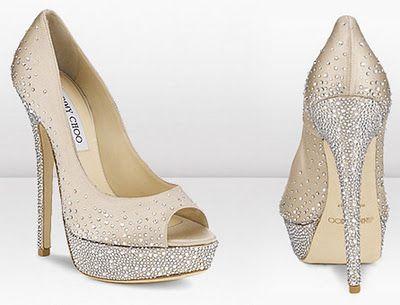 designer bridal shoes jimmy choo