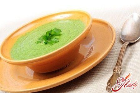 Как приготовить суп из шпината для годовалого ребенка