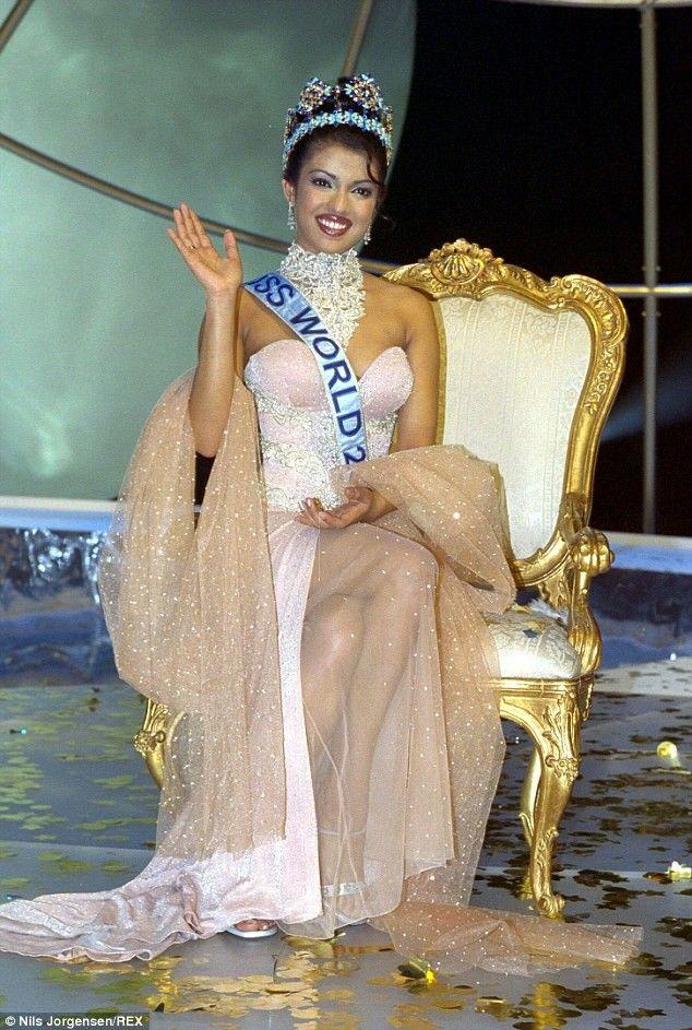 Miss world 2000