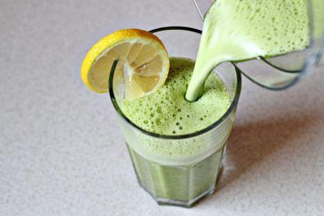 Az 5 legjobb fogyókúrás, zöld shake