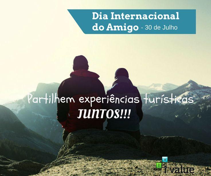Dia Internacional do Amigo - 30 de Julho